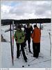 Příprava lyží