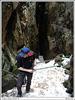 Ledová jeskyně pod Blatenským vrche