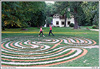 Cesta labyrintem