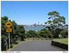 Výhled na Auckland
