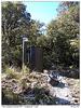 WC uprostřed lesa