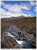 Potok pod Mt Ruapehu