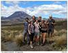 Naše výprava pod Mt Ngauruhoe