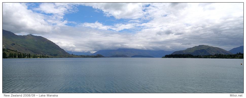 Jezero Wanaka