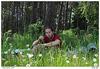 Vojtěch v trávě